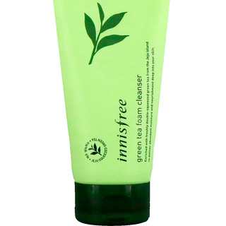 Innisfree, Green Tea Foam Cleanser, 150 ml