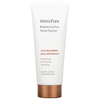 Innisfree, Brightening Pore Facial Cleanser, 5.29 oz (150 g)