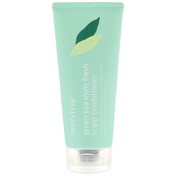 Innisfree, Green Tea Mint Fresh Scalp Conditioner, 200 ml