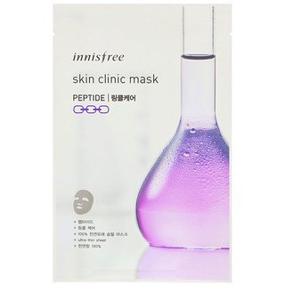 Innisfree, Пептидная маска для кожи, 1 шт.