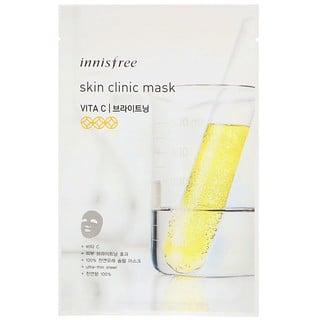 Innisfree, Лечебная маска для кожи, с витамином C, 1 шт.