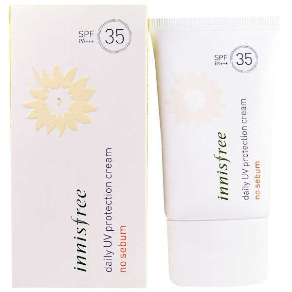 Innisfree, デイリー用UV保湿クリーム, SPF35 PA+++ , 50 ml (Discontinued Item)