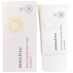 Иннисфри, Daily UV Protection Cream, SPF35 PA+++ , 50ml отзывы
