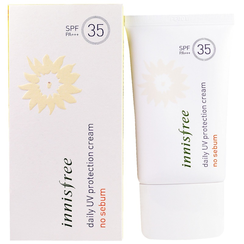 Daily UV Protection Cream, SPF35 PA+++ , 50ml