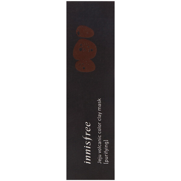 Innisfree, Jeju Volcanic Color Clay Mask, Purifying, 70 ml