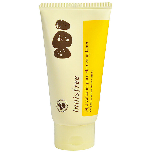 Innisfree, Jeju Volcanic Pore Cleansing Foam, 150 ml (Discontinued Item)
