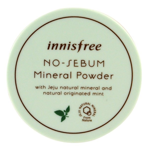 Innisfree, No-Sebum Mineral Powder, 5 g
