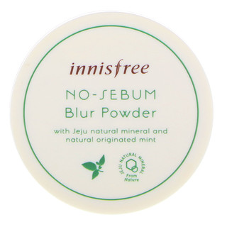 Innisfree, No-Sebum Blur Powder