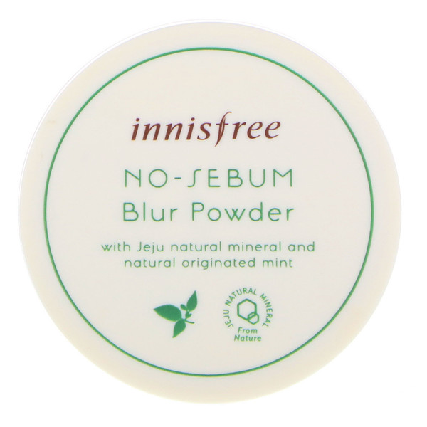 Innisfree, No-Sebum Blur Powder (Discontinued Item)