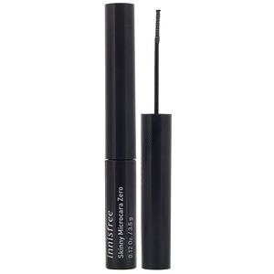 Иннисфри, Skinny Microcara Zero, Black, 0.12 oz (3.5 g) отзывы покупателей