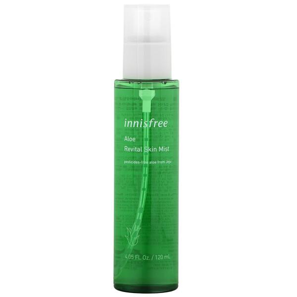Aloe Revital Skin Mist, 4.05 fl oz (120 ml)