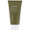 Innisfree, Olive Real Cleansing Foam, 5.07 fl oz (150 ml) (Discontinued Item)