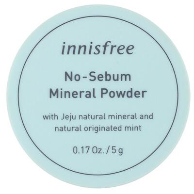 Купить Innisfree Матирующая минеральная пудра, 5г (0, 17унции)
