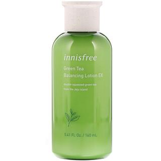 Innisfree, Green Tea Balancing Lotion EX, 5.41 fl oz (160 ml)