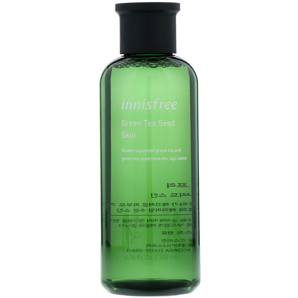 Innisfree, Green Tea Seed Skin, 6.76 fl oz (200 ml)