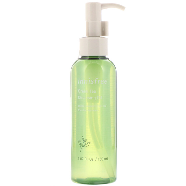 Innisfree, Green Tea Cleansing Oil, 150 ml