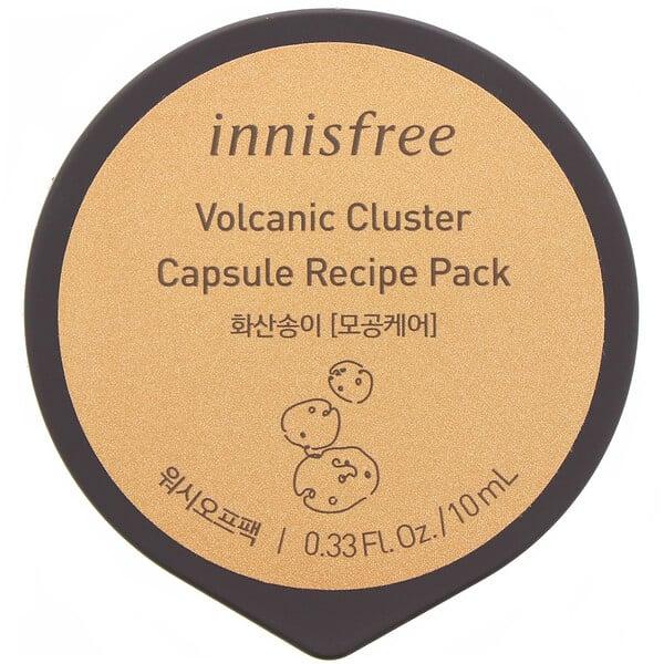 Innisfree, Capsule Recipe Pack, Volcanic Cluster, 0.33 fl oz (10 ml)