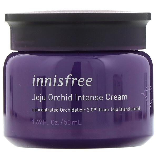 Innisfree, Jeju Orchid Intense Cream, 1.69 fl oz (50 ml)