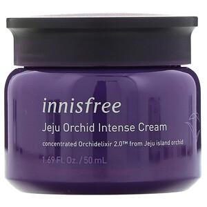 Иннисфри, Jeju Orchid Intense Cream, 1.69 fl oz (50 ml) отзывы покупателей