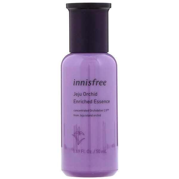 Innisfree, Jeju Orchid Enriched Essence, 1.69 fl oz (50 ml)