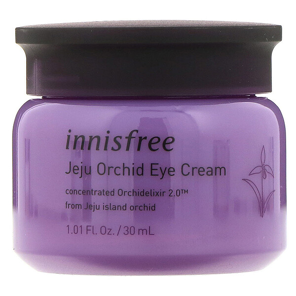 Innisfree, Jeju Orchid Eye Cream, 1.01 fl oz (30 ml)