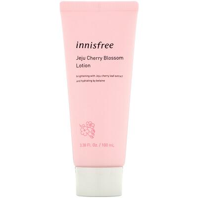 Купить Innisfree Jeju Cherry Blossom Lotion, 3.38 fl oz (100 ml)