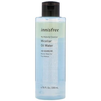 Купить Innisfree My Makeup Cleanser, Micellar Oil Water, 6.76 fl oz (200 ml)