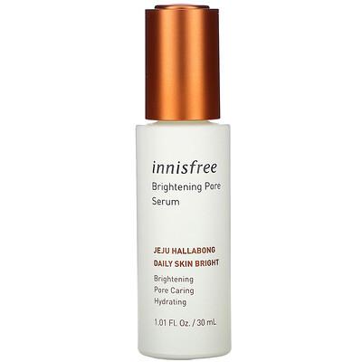 Купить Innisfree Jeju Hallabong Daily Skin Bright, Brightening Pore Serum, 1.01 fl oz (30 ml)