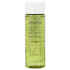 Innisfree, 蘋果籽眼唇卸妝油,3.38 液量盎司(100 毫升)