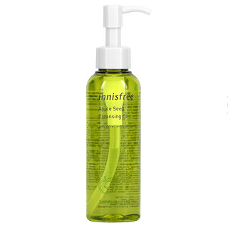 Innisfree, 苹果籽卸妆油,5.07 液量盎司(150 毫升)