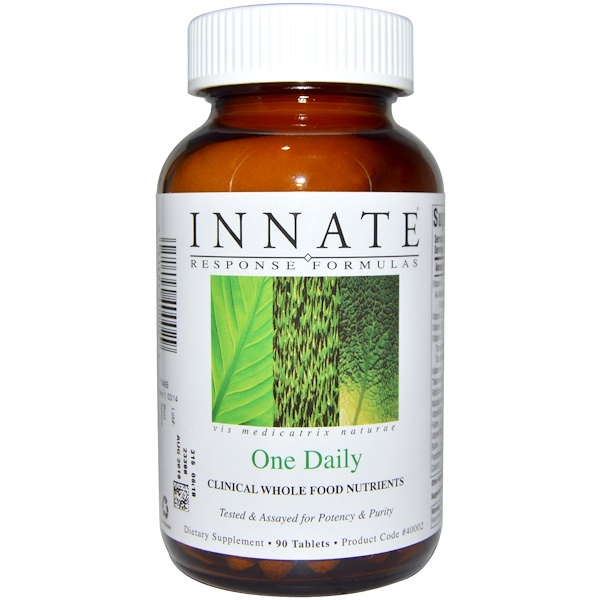 Innate Response Formulas, One Daily, 90 Tablets