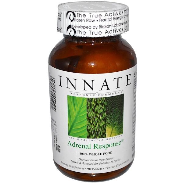 Innate Response Formulas, Adrenal Response, 90 Tablets (Discontinued Item)