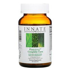 Innate Response Formulas, Flora 5-14™ 益生菌膠囊,多效健康護理配方,60 粒裝