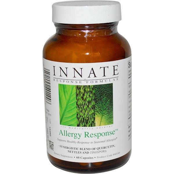 Innate Response Formulas, Allergy Response, 60 Capsules (Discontinued Item)