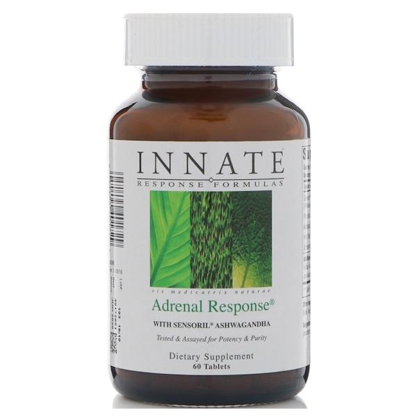 Adrenal Response, 60 Tablets