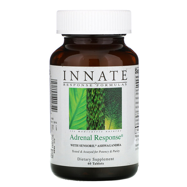 Adrenal Response, 60 Tablets