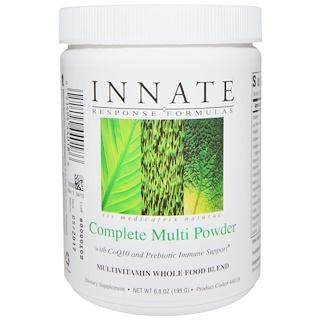 Innate Response Formulas, Complete Multi Powder, 6.8 oz (195 g)