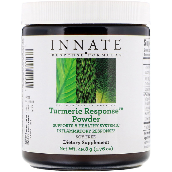 Innate Response Formulas, Turmeric Response Powder, 1.76 oz (49.8 g) (Discontinued Item)