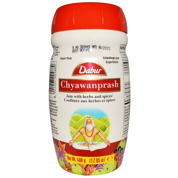 InterPlexus Inc., Dabur, Chyawanprash, Amla Paste, 17.65 oz (500 g) (Discontinued Item)