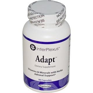 InterPlexus Inc., Adapt, 90 Capsules