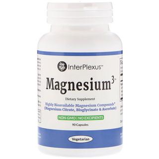 InterPlexus Inc., Magnesium3, 90 Capsules
