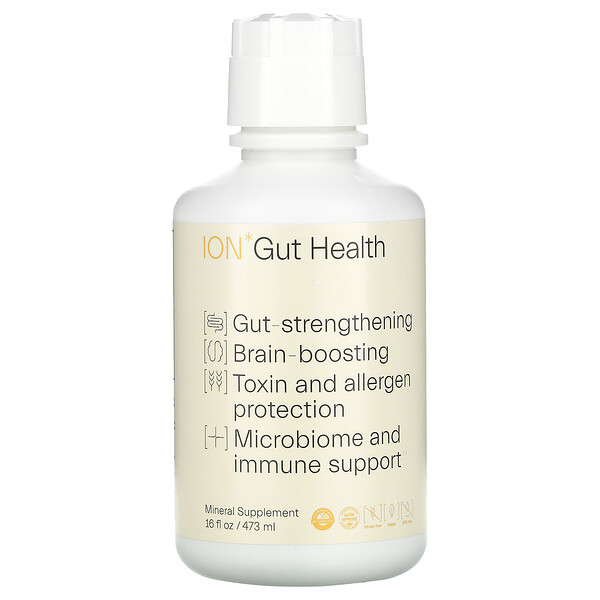Gut Health, Mineral Supplement, 16 fl oz (473 ml)