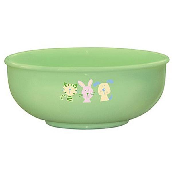 """iPlay Inc., """"Зеленые ростки"""", миска из кукурузного крахмала, для малышей от 2-3 месяцев  (Discontinued Item)"""