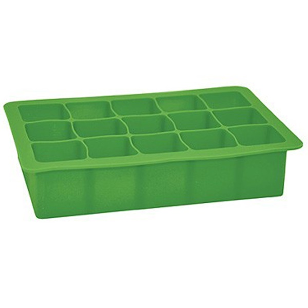iPlay Inc., Green Sprouts, Silicone Baby Food Freezer Tray (Discontinued Item)