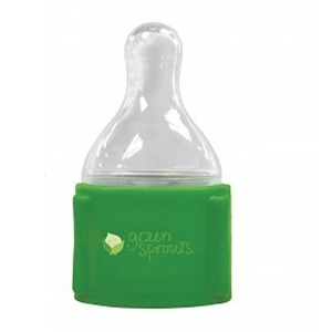 Айплэй ИНк, Green Sprouts, Spout Adapter for Water Bottle, 6 Months + отзывы