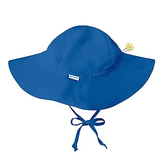 i play Inc., Sun Protection Hat, UPF 50+, Navy, 2-4 Years, 1 Hat