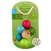 i play Inc., Green Sprouts, крутящиеся шарики, для малышей от 6 месяцев