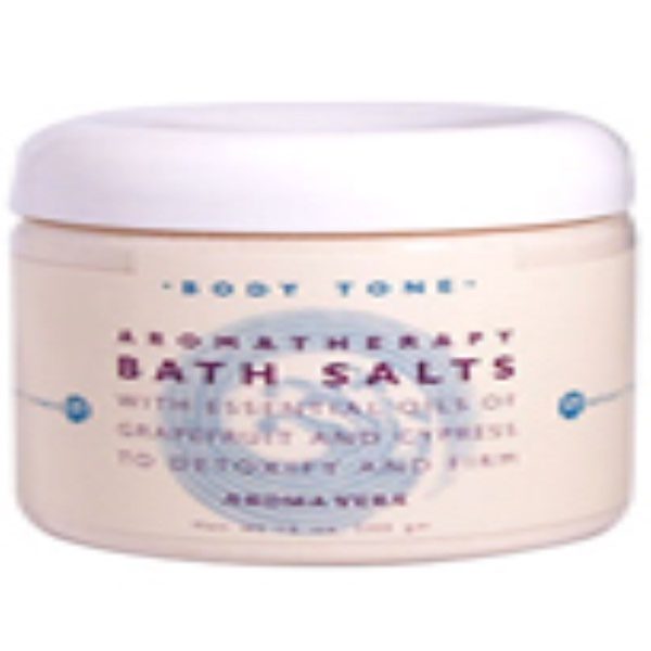 Irwin Naturals, Aroma Vera, Bath Salts Body Tone, 16 oz (Discontinued Item)