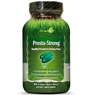 Irwin Naturals, Prosta-Strong, 90 Liquid Soft-Gels