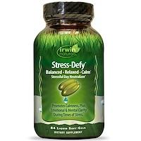 Stress-Defy, 84 жидких желатиновых капсул - фото